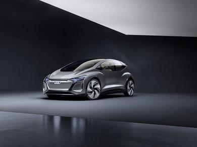 Audi AI:ME アウディ 自動運転車
