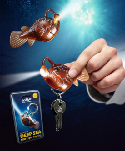 深海魚キーホルダー