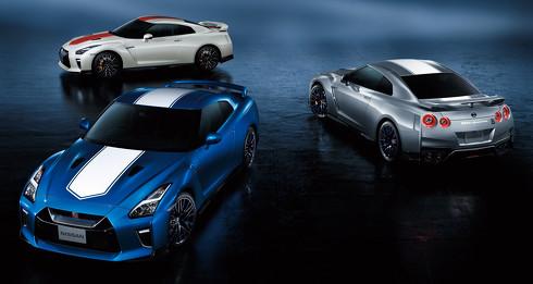 """うぉぉ新色に「湾岸ブルー」!?!? 「日産GT-R」2020年モデルが""""あの世代""""を直撃しまくり (1/2) - ねとらぼ"""