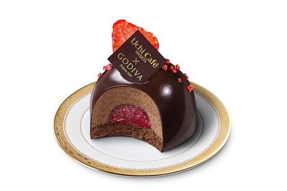 ショコラドーム ストロベリー