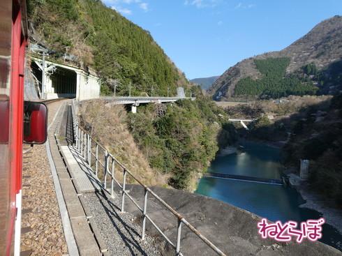 乗り鉄 大井川鐵道井川線