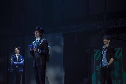 サイコパス PSYCHO-PASS 舞台 2.5次元 Virtue and Vice 鈴木拡樹 和田琢磨 多和田任益 花澤香菜