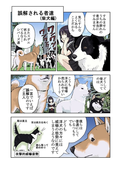 世界の終わりに柴犬と 誤解についての話 その3