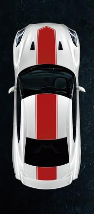 GT-R 2020年モデル ブリリアントホワイトパール×レッド