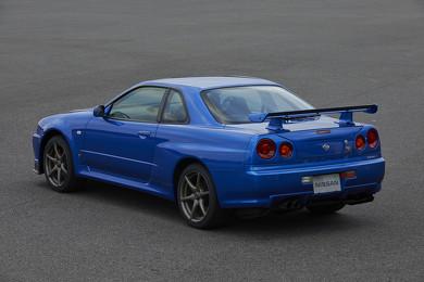 GT-R BNR34