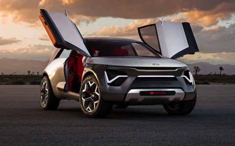 KIA ニューヨーク国際オートショー SUV EV 人工知能