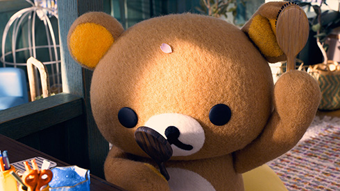 Netflix リラックマとカオルさん ストップモーションアニメ こま撮り ドワーフ 小林雅仁 インタビュー