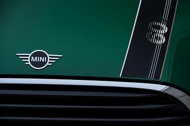 MINI 60周年モデル ロゴ