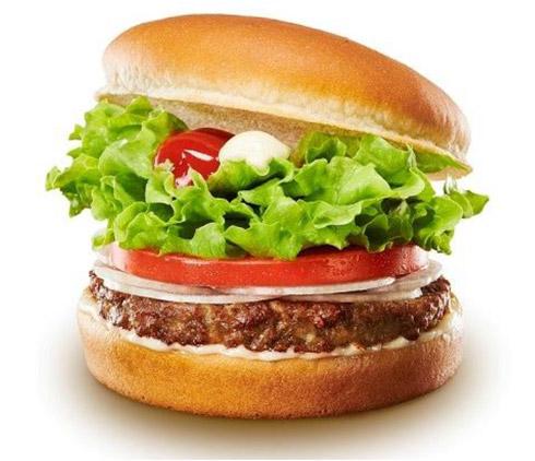 ソイ野菜ハンバーガーの商品画像