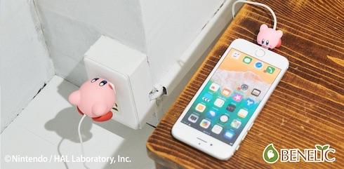 カービィ iPhoneアクセサリー
