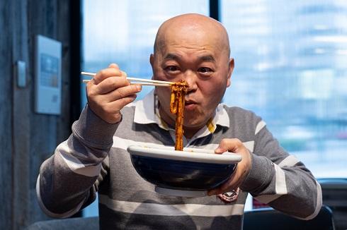 丸亀製麺うま辛担々うどんMAX