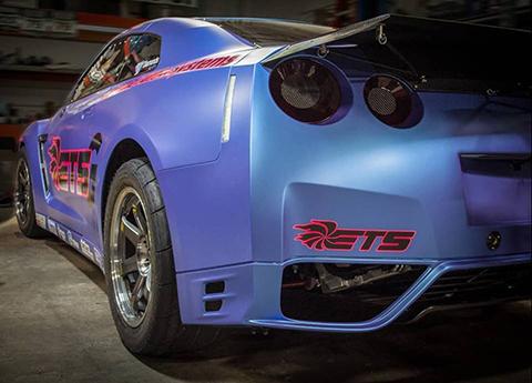 GT-R 3000馬力 ETS-G 日産自動車 ドラッグレース ゼロヨン