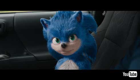 実写 ソニック 映画 トレーラー 予告 Sonic The Hedgehog ジム・キャリー
