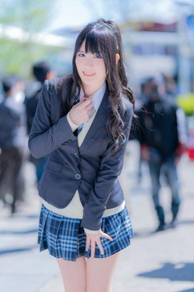 ニコニコ 超会議 コスプレ シャニマス アイドルマスター シャイニーカラーズ 風野灯織