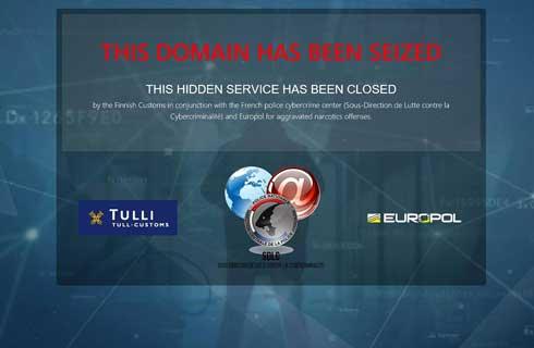 世界最大級 闇サイト 摘発 ユーロポール ウォールストリートマーケット シルクキティ 閉鎖