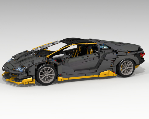 LEGO ランボルギーニ