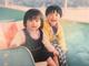 目元そのまんま! 加藤綾子アナ、32年前に撮られた実の兄との2ショットに反響