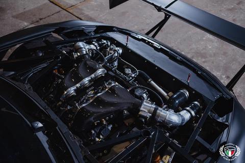 GT-R 日産自動車 ヒルクライム 2200馬力 1600馬力 魔改造