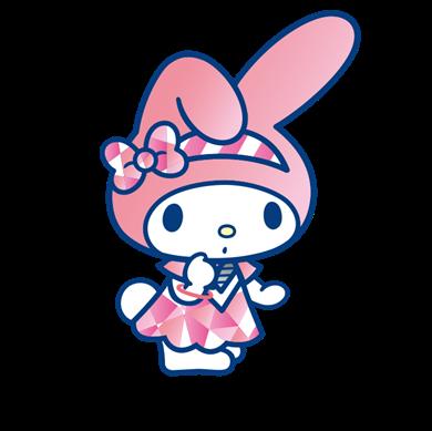 2019年 サンリオキャラクター大賞 ハローキティ シナモロール 1位 中間結果 順位 マイメロディ