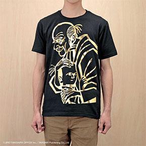 ゴールデン版Tシャツ着用例