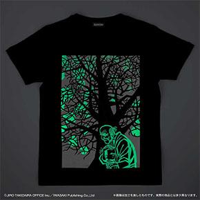 ドラマチック版Tシャツ暗闇使用時