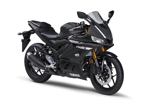バイク リニューアル マイナーチェンジ YZF-R3