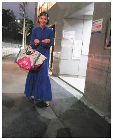 山田優 小栗旬 ブログ 子ども 娘 写真