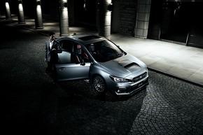 SUBARU WRX S4 (2019年改良モデル)