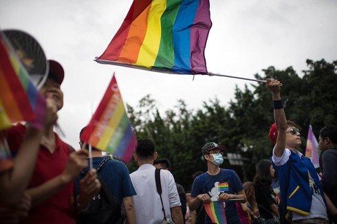 台湾同性婚