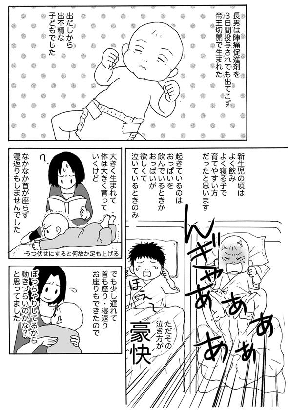 母はadhd 子は発達障害グレーゾーン 育児漫画 生きづらいと