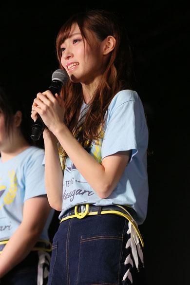 山口真帆 長谷川玲奈 菅原りこ NGT48 新潟 太陽は何度でも 卒業公演