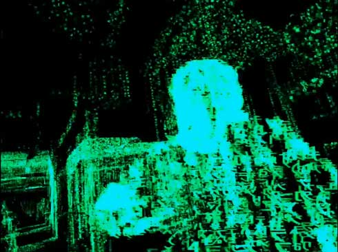 マトリックス コード AR VR MR 世界 再現 ひらがな