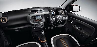 トゥインゴ GT ノワール