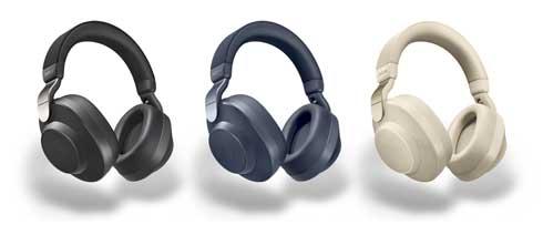 スマートヘッドフォン Jabra Elite 85h 周囲の環境 サウンド 自動 調整