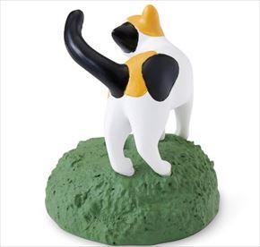 猫のペンスタンド