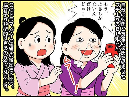 ゲイ 漫画 北村