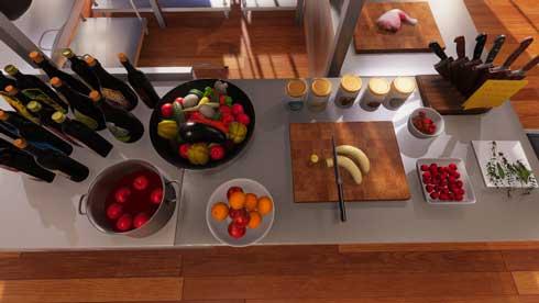 海外 料理 ゲーム Steam Cooking Simulator クッキングシミュレーター やりたい放題