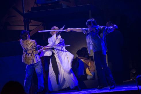 最遊記歌劇伝−Darkness− 鈴木拡樹 法月康平 玄奘三蔵 へイゼル=グロース 2.5次元 ミュージカル