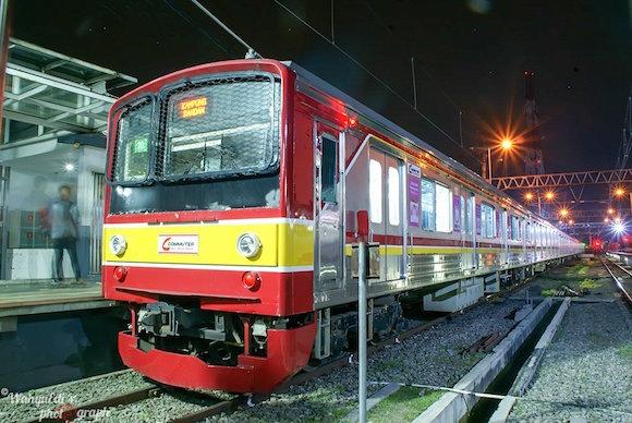 インドネシア通勤鉄道