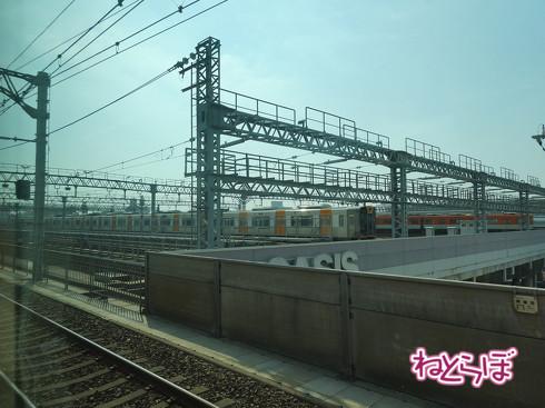 阪神 近鉄特急 乗り鉄