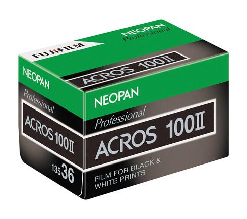 「ネオバン100 ACROSII」のパッケージ写真