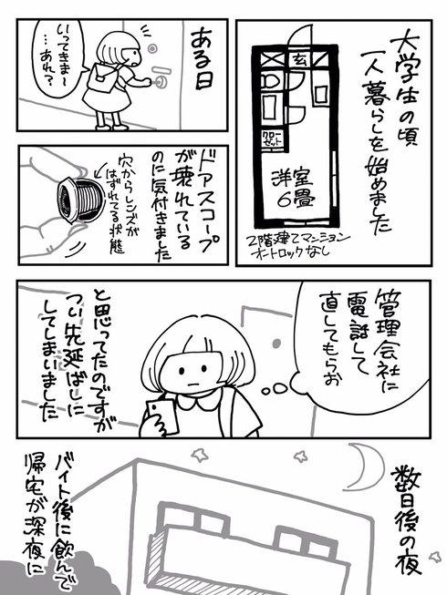 ドアスコープ01