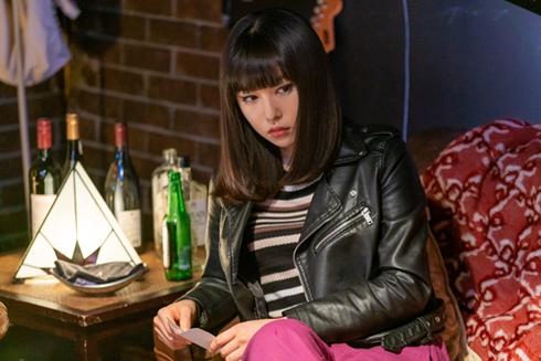 桜井日奈子 ヤヌスの鏡 ユミ ヒロミ ドラマ
