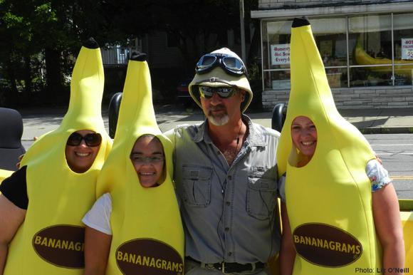 バナナカー 海外 魔改造