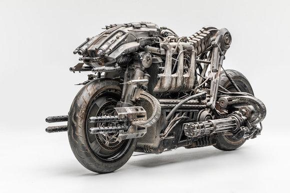 バイク ターミネーター4 モト・ターミネーター