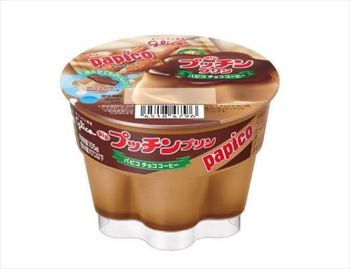 プッチンプリン〈パピコ チョココーヒー〉