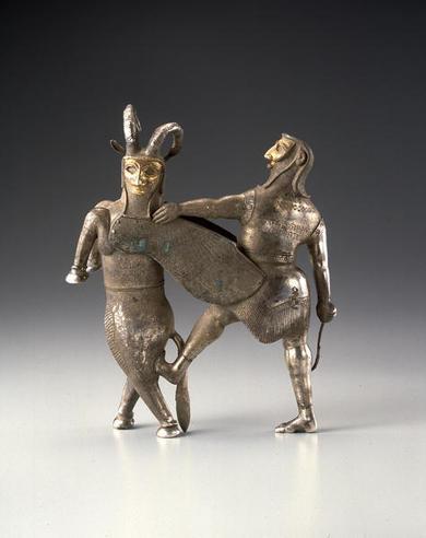 古代オリエント博物館ギルガメシュと古代オリエントの英雄たち
