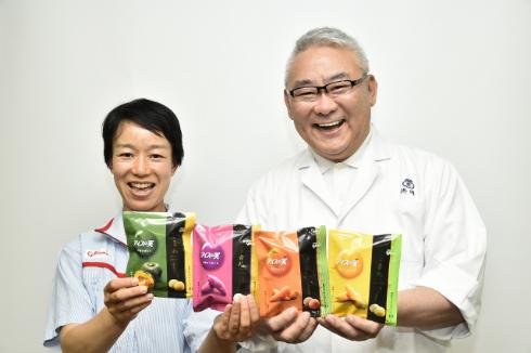 京都吉兆コラボ「アイスの実」