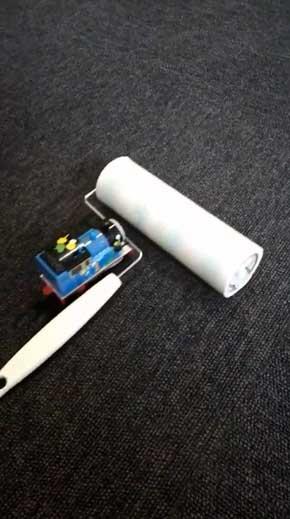 娘 開発 自動 掃除 ロボット トーマス 発想 発明 天才