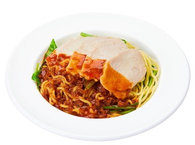 ベローチェ冷やし麺